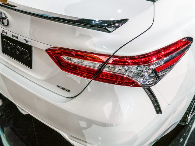 Toyota just introduced the most infuriating design cue on any car
