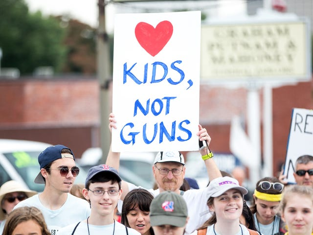 Domestic Violence Is the Other Gun Crisis for Kids