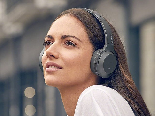 Save Big On Sony's Smaller Bluetooth Headphones