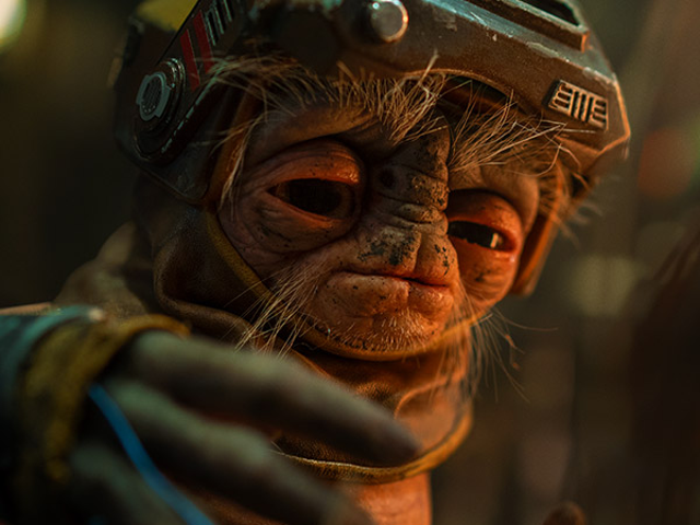 Just Look at The Rise of Skywalker's Adorably Weird New Alien