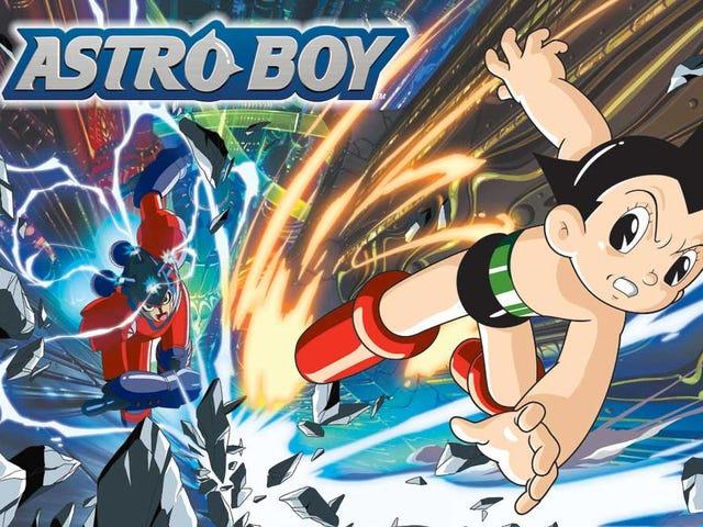 Der bliver der en ny Astro Boy Film