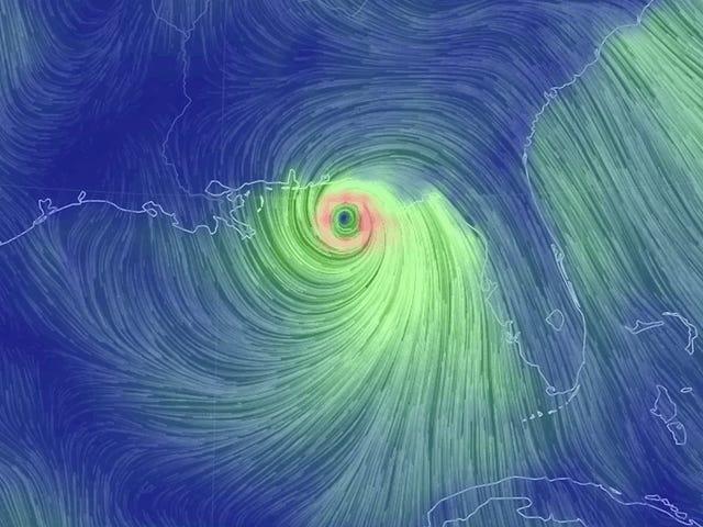 Taufan Michael Dapat Membawa Banjir Besar ke Pantai Teluk Florida