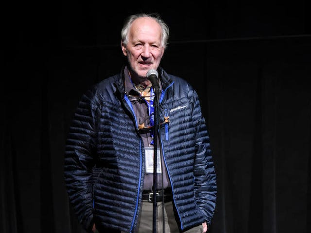 "Werner Herzog on Paul F. Tompkins' impression of him: ""That's good stuff"""