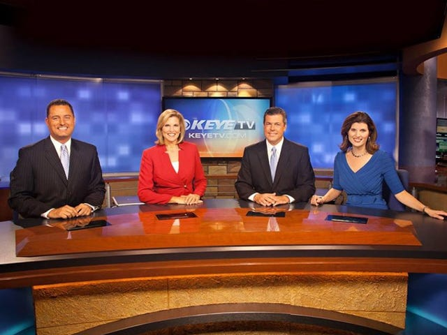 Judy Maggio Leaves KEYE Austin: Should the White Female To White Male Dyad Resume?