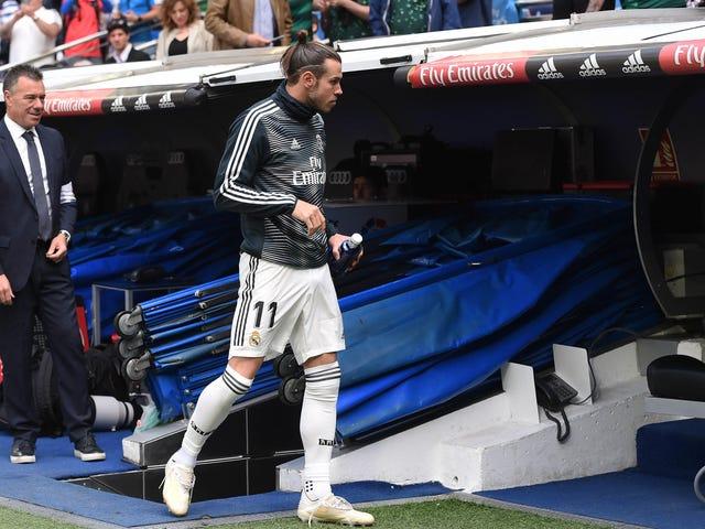 Gareth Bale fortjente bedre