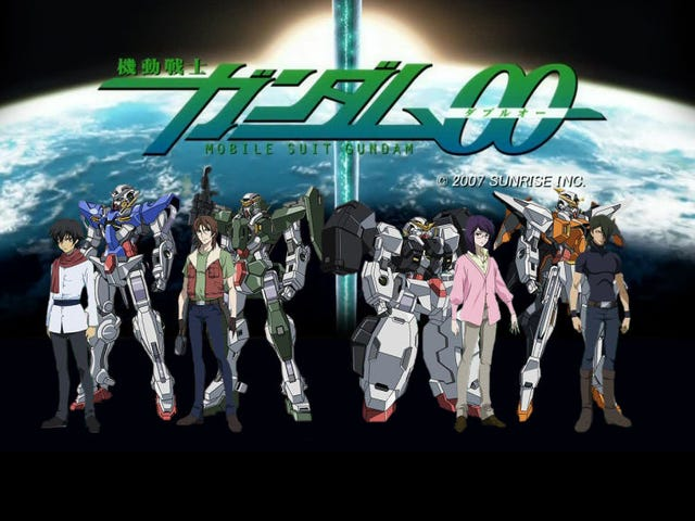 Rating the Mobile Suit Gundam 00 Opening Themes