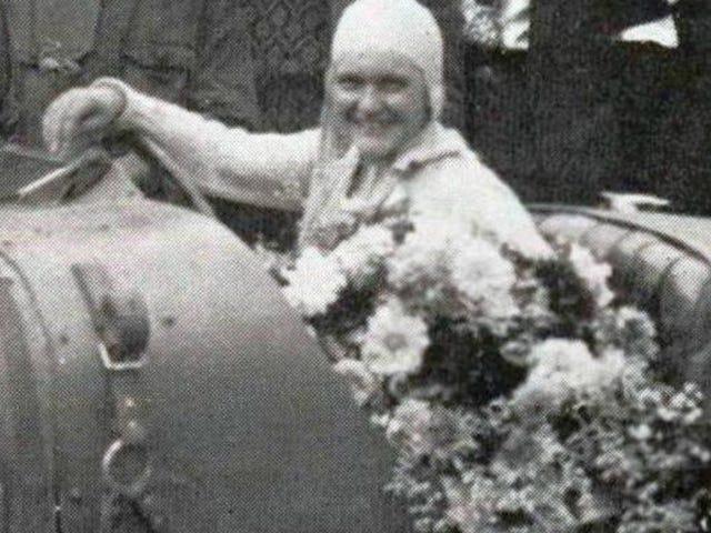 Ο πρώτος νικητής Γυναικών Grand Prix κατέκτησε το Nürburgring και κατέγραψε το Targa Florio