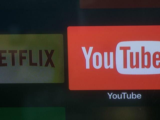 YouTube降低了欧盟的流式传输质量,以清除信息高速公路上的流量