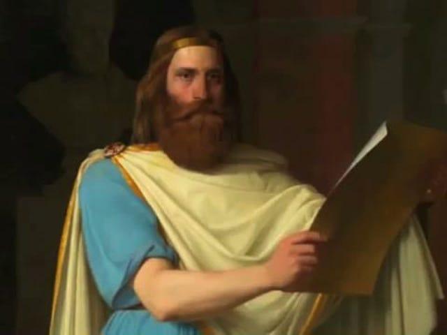 После того, как вестготы разграбили Рим, они основали полноценное королевство