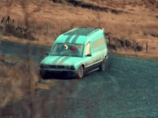 Первый тизер для последнего переосмысления Top Gear один из новых парней почти убил двух других