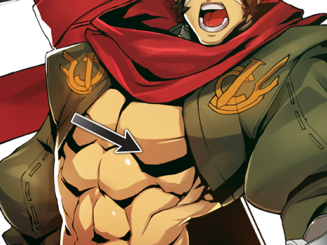 Why The Men Of BlazBlue Don't Have Nipples