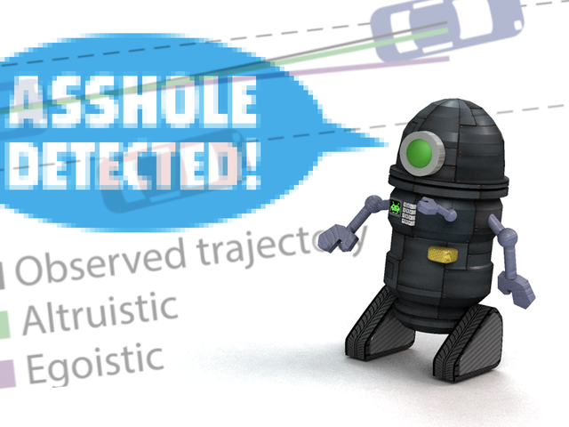 MIT Develops Autonomous Vehicles That Can Figure Out How Big Of An Asshole You Are