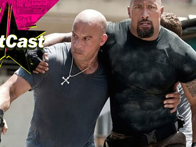 How Real Is The Rock's Feud with His Fate of the Furious Co-Star Vin Diesel? ASuperfan Explores
