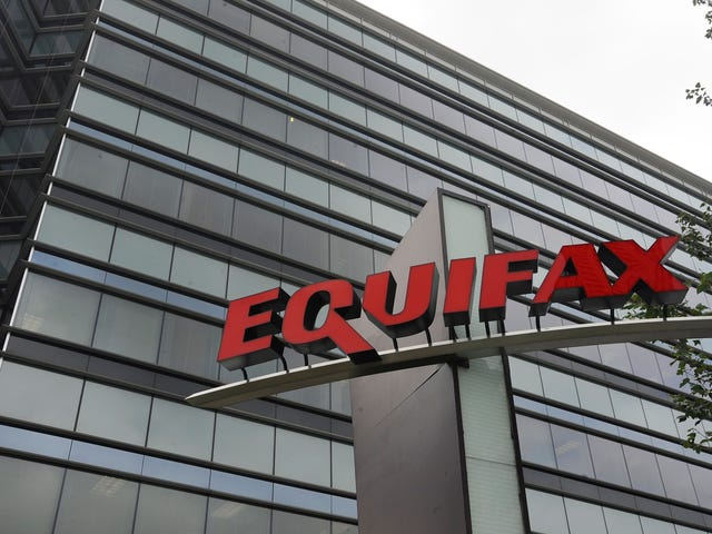 哦,伙计,你会讨厌什么Equifax刚刚承认关于安全漏洞