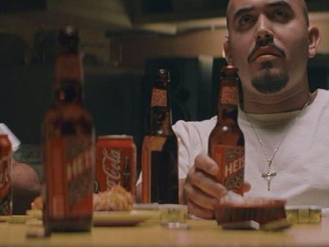 Get to know Heisler, TV's most popular fake beer