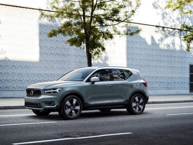Volvo's Car Subscription Program Starts At $600 And Seems To Cover Pretty Much Everything