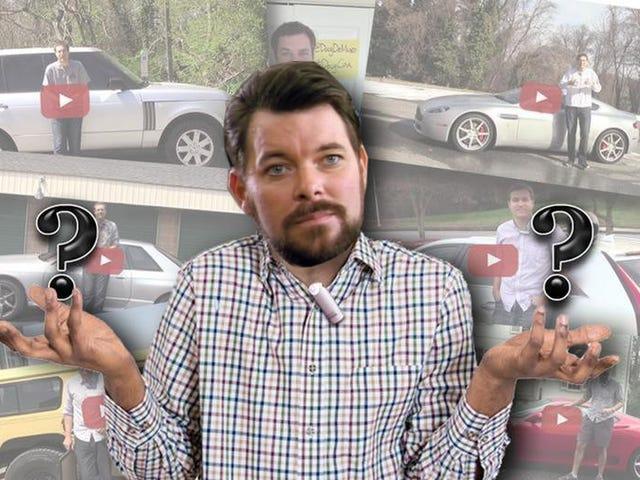 Unnecessary Car Shopping with DaftRyosuke: The Shortlist