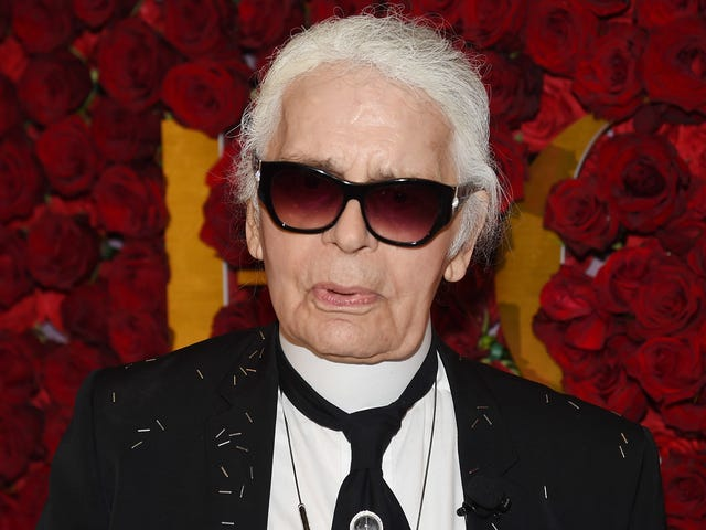 It's Time for Karl Lagerfeld to Stop Talking