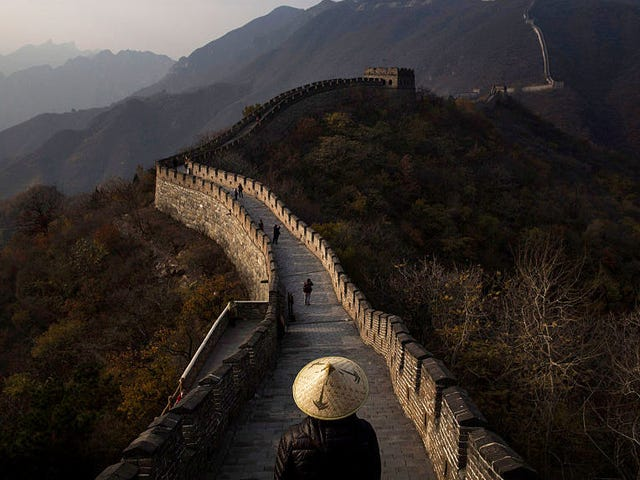 Airbnb Ditches Plan to Offer Luxury Night on China's Great Wall After Backlash