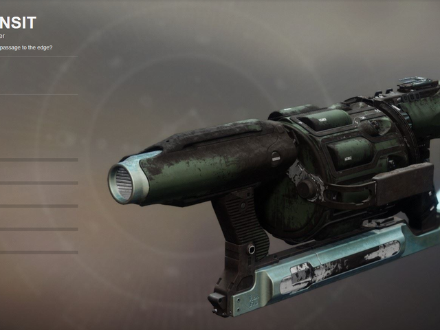 Destiny 2's Cursed Grenade Launcher Drops Too Much Because It's Bugged