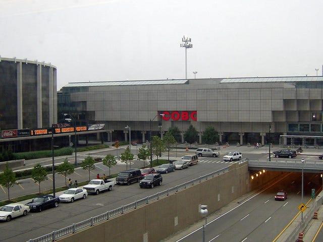 Скоро будет открытие автосалона в Детройте <em></em>  Не быть названным после расиста <em></em>