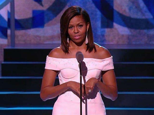 Le discours de <i>Black Girls Rock</i> Michelle Obama est le discours de pep dont vous aviez besoin