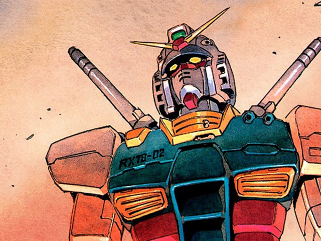<i>Mobile Suit Gundam</i> -Action <i>Mobile Suit Gundam</i> Movie Benar-Benar Terjadi