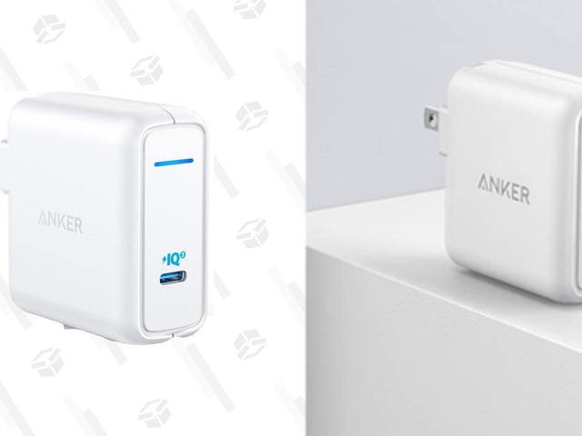 Anker's 60W Power Delivery USB-C Fast Charger Has Never Been This Cheap [Exclusive]