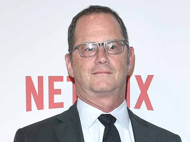 Netflix just fired one of its executives for using a racial slur in a meeting