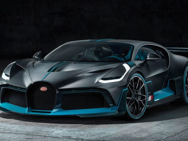 The 2019 Bugatti Divo Is the 236 MPH $5.8 Million Enthusiast's Bugatti