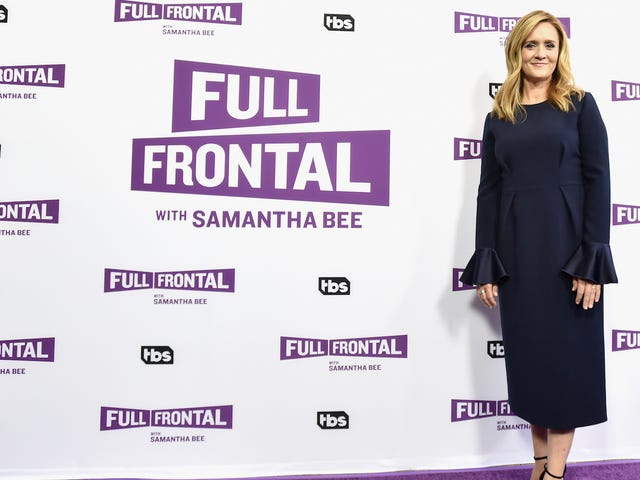 Samantha Bee Launches Campaign to Fight White Supremacy