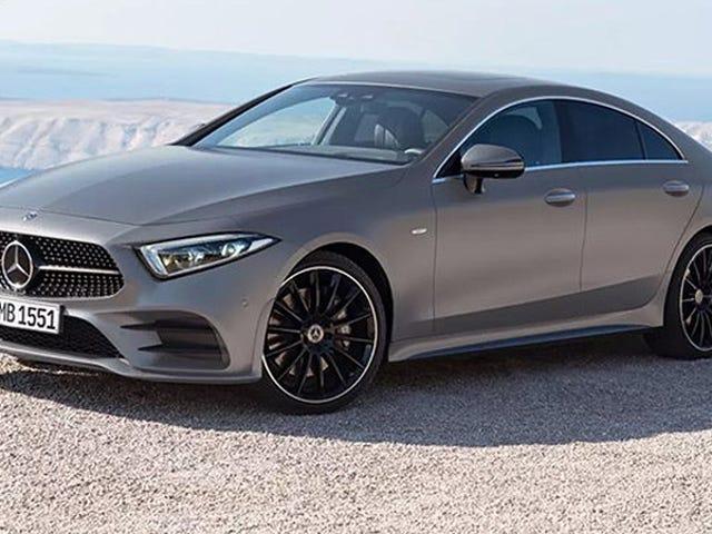 Oto 201S Mercedes-Benz CLS z niesamowitym nowym Straight Six