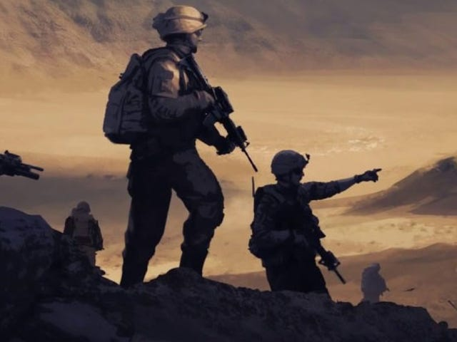 Apple Pulls Strategy Game Because It Features The Taliban