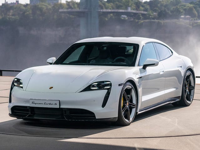 Porsche Started Killing The Meaning Of 'Turbo' Way Before The Electric Taycan