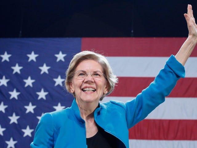 Wie Elizabeth Warren Studentenkredite mit oder ohne Kongress kündigen will