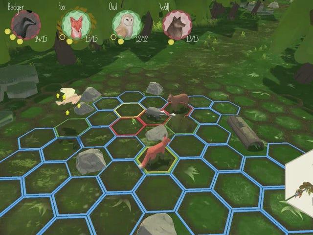 Game Taktik Dimana Pasukan Anda Terdiri Dari Woodland Critters