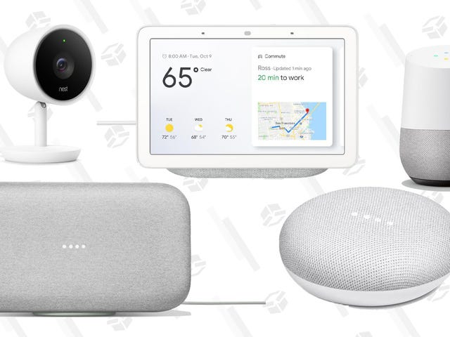 Give Your House a Brain With Walmart's Huge Google Home Sale