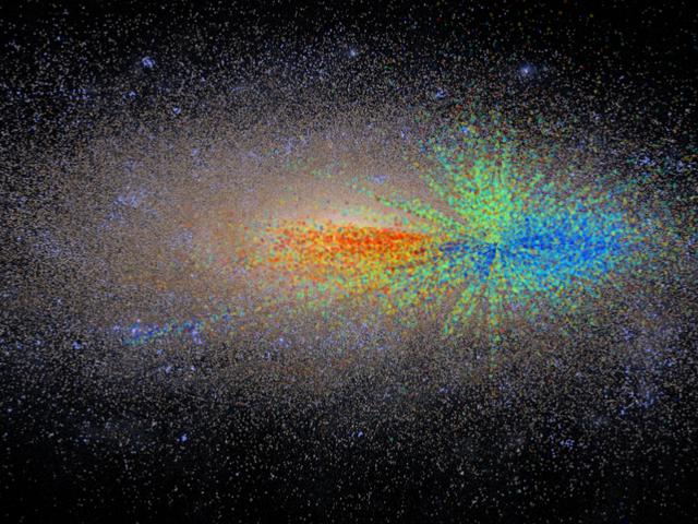 銀河系の最初の年代地図は私達の宇宙起源を明らかにする