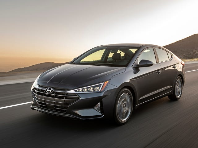 Hyundai Twists Knife, Drops Manual on Elantra and Hikes Price $2,000