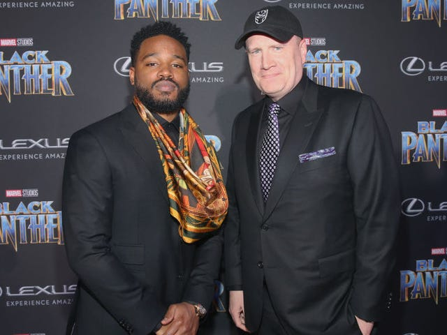 Ryan Coogler Thought Marvel Would Cut Black Panther's Most Powerful Line