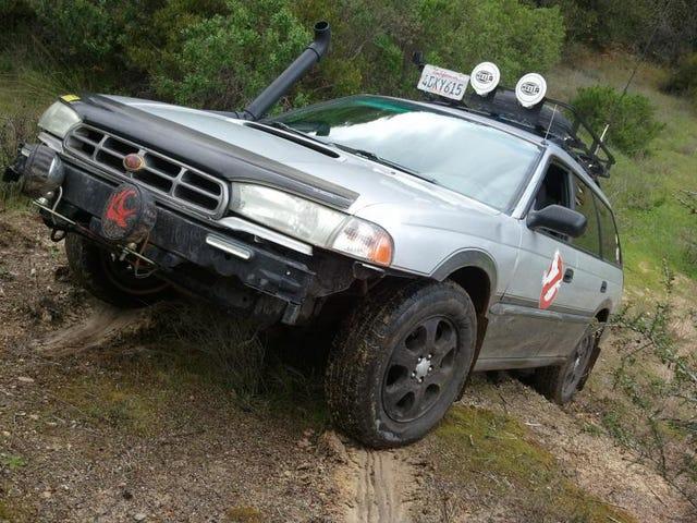 Règle des heures - édition Subaru Outback