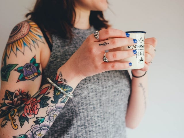 What Doctors Want Kids (and Parents) to Know About Getting Tattoos