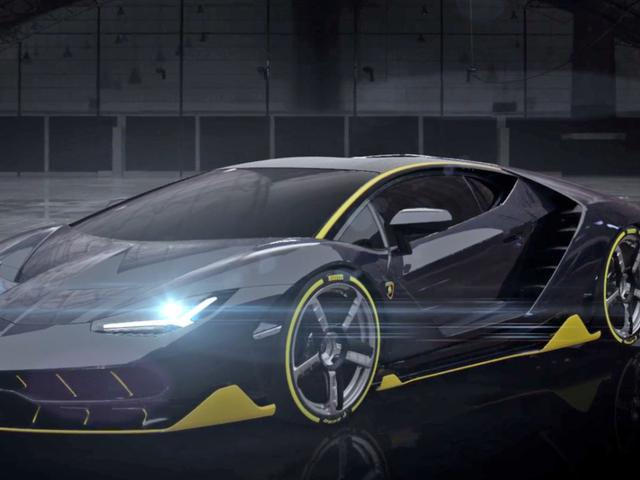 Lamborghini Centenario는 770 HP를 만들고, 2.8 초 만에 0-60을한다