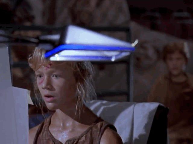 Revive la mítica escena del <i>hackeo</i> de Jurassic Park con este juego