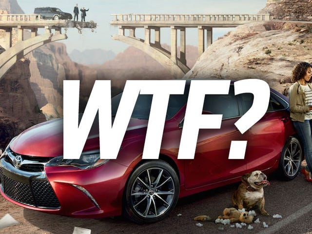 Чому Toyota захоче вибухнути Hoover Запруда?