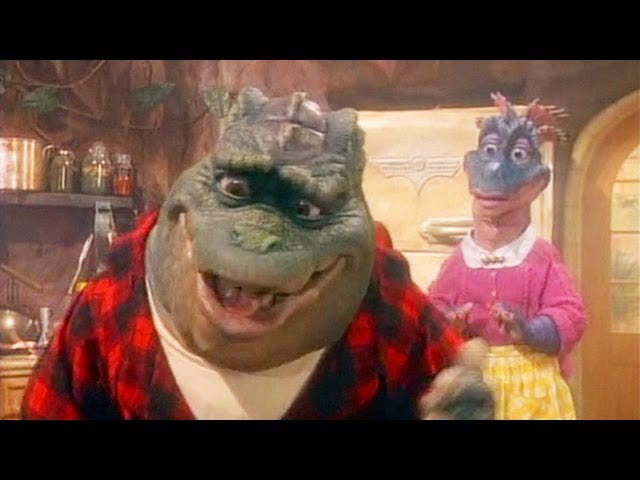 This Notorious B.I.G./<i>Dinosaurs</i> Mash-Up Video Is My New Happy Place