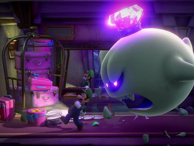 Hands-On med hemligheten-fylld <i>Luigi's Mansion 3</i>