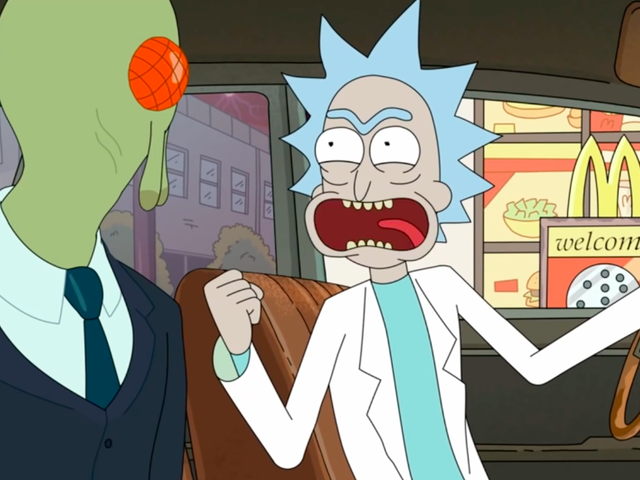 McDonald's Is Bringing Back Rick and Morty's Beloved Szechuan Sauce From Another Dimension [Updated]
