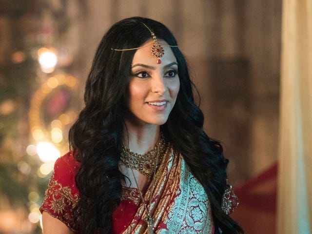 Tala Ashe leads a Legends Of Tomorrow full of pride, prejudice, sense, sensibility, and magic sex dust