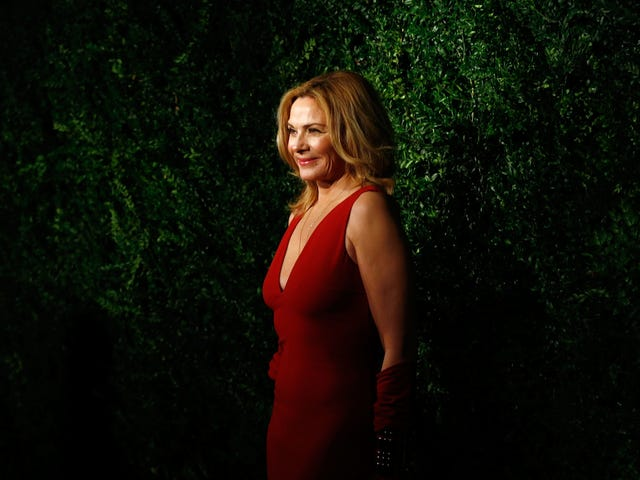 Kim Cattrall Can't Stop Talking About Sex and the City 3, a Movie that Does Not Exist